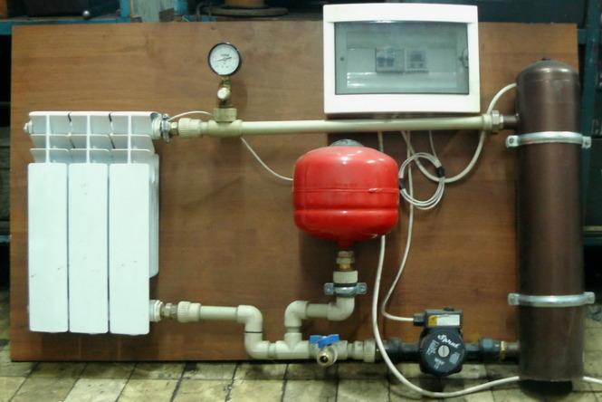 Нагреватели для отопления